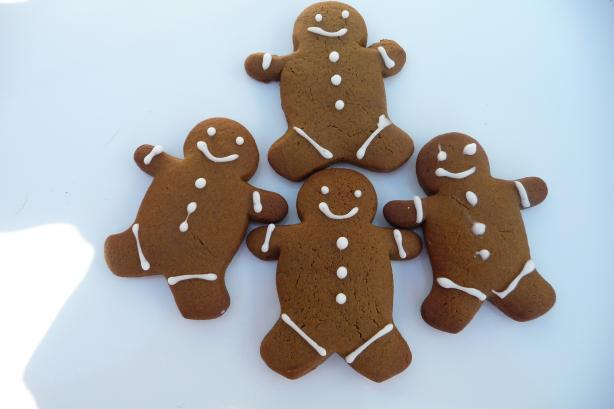 Special Gingerbread Cookies. Photo by Tea Jenny