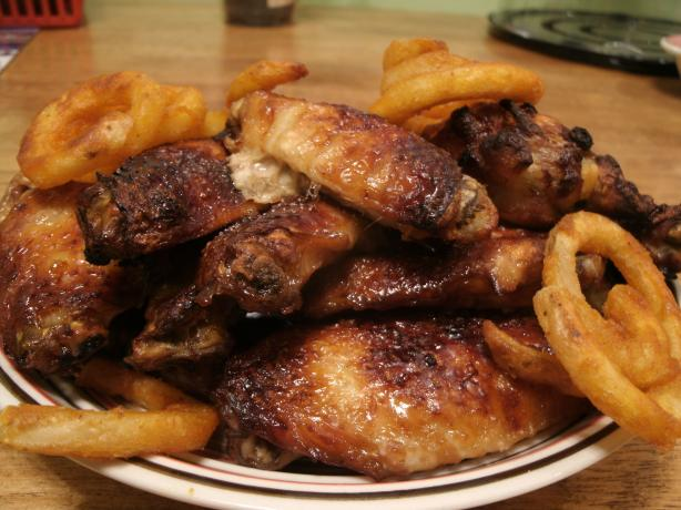 Dawn's Chicken Wings. Photo by Catnip46