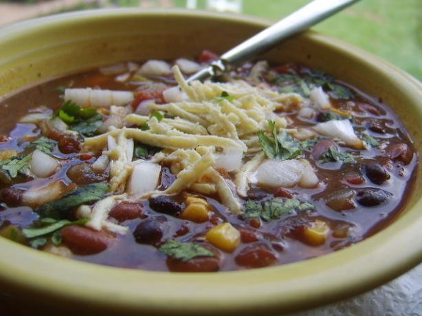 Rocco&#39;s Vegan Chili. Photo by LifeIsGood