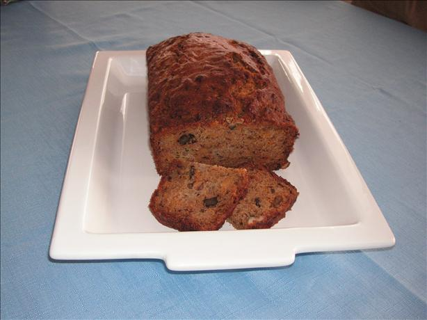 Carrot & Banana Cake. Photo by Jen T
