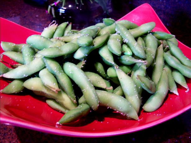 Edamame. Photo by Rita~