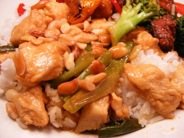 Kung Pao Chicken. Photo by Lavender Lynn
