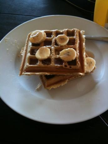Gluten-Free Waffles. Photo by Melanie Becker