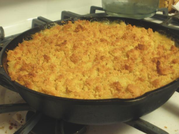 Cracker Barrel Chicken Casserole. Photo by Marie Nixon