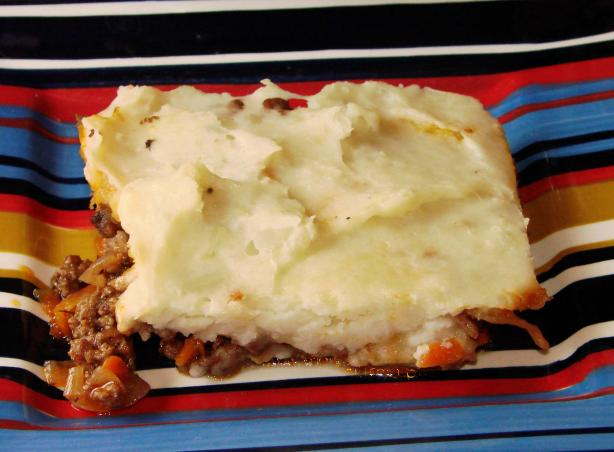Scrumptious Shepherd's Pie. Photo by Boomette