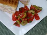 Sarasota&#39;s Fresh Tomato and Olive Relish