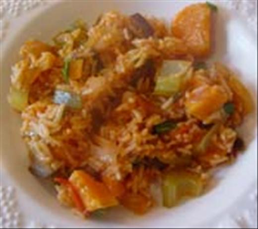 Creole-Style Vegetarian Jambalaya. Photo by Food.com *