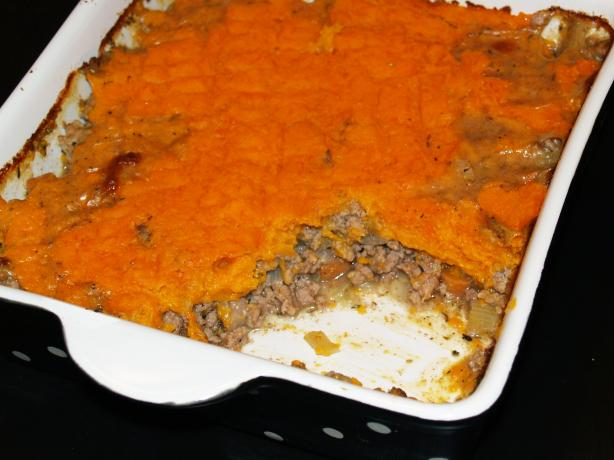 Clean Eating Shepherd's Pie. Photo by TattooedMamaof2