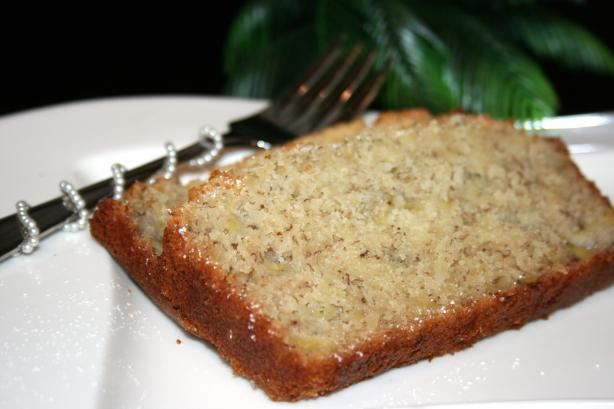 Best Banana Bread, Gluten-Free. Photo by **Tinkerbell**