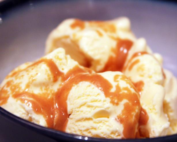 Peanut Butter Sauce for Ice Cream (Friendly's Copycat). Photo by Chef #631739