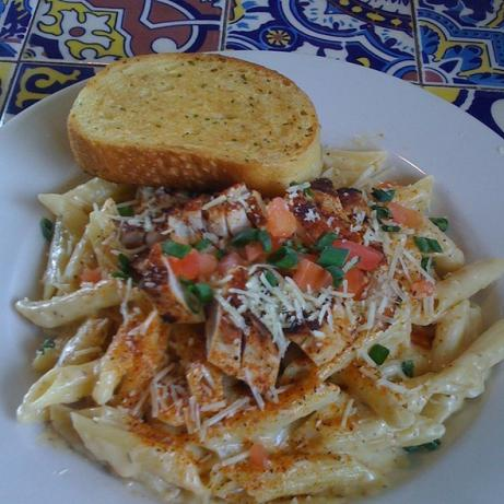 Chili's Copycat Cajun Chicken Pasta. Photo by lyndsey_89