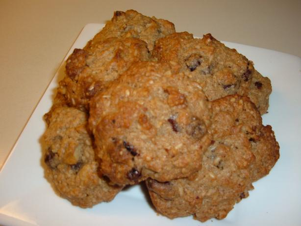 Whole Grain 'steel-Cut' Oatmeal Cookies. Photo by marisk