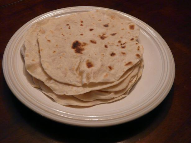 Easy to Make Flour Tortillas. Photo by Jencathen