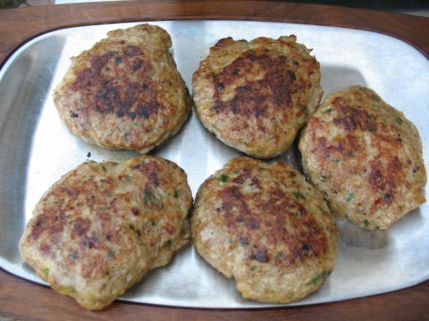 Ground Chicken Kofta Kebabs. Photo by Chicagoland Chef du Jour