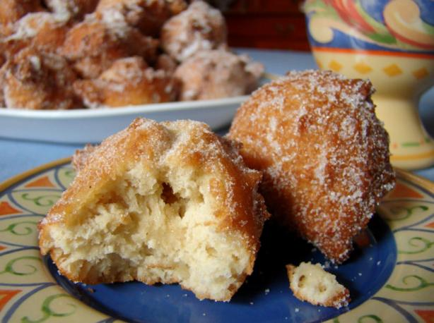 Applesauce Drop Doughnuts. Photo by Marg (CaymanDesigns)
