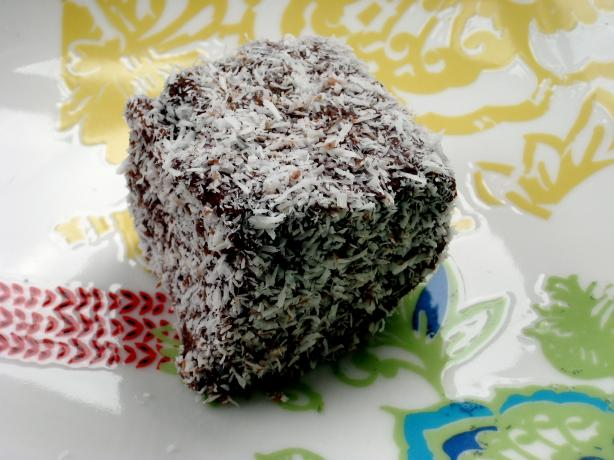 Lamingtons - True Blue Aussie Lamos. Photo by nush7