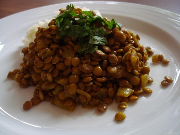 Indian Dhal. Photo by Starrynews