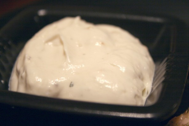 Smooth and Creamy Italian Dip. Photo by CandyTX