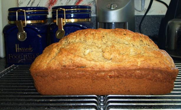 Whole Wheat Banana Bread. Photo by Mikekey