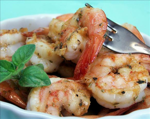 Cajun Sauteed Shrimp. Photo by PaulaG