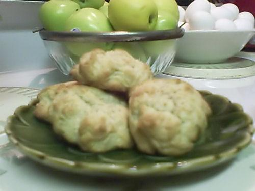 Civil War Applesauce Cookies. Photo by Elizabeth in The South