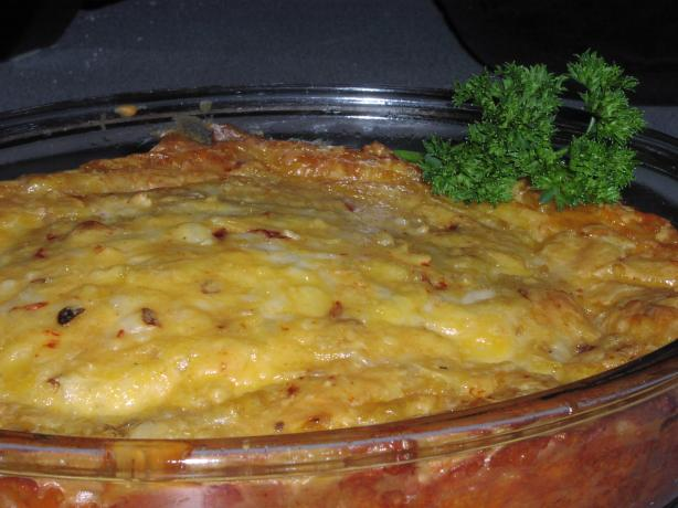Chili Relleno Casserole. Photo by TeresaS