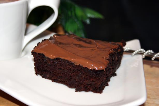 Black Bean Brownies (Gluten Free). Photo by **Tinkerbell**