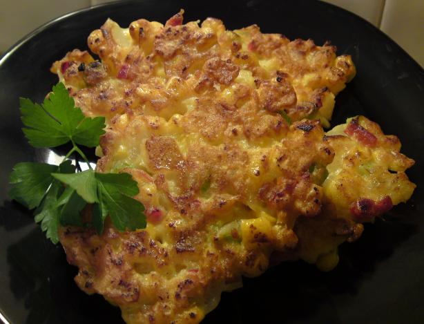 Sweetcorn Fritters (Can Be Weight Watchers). Photo by Shuzbud