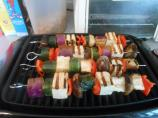 Carina's Tofu-Vegetable Kebabs