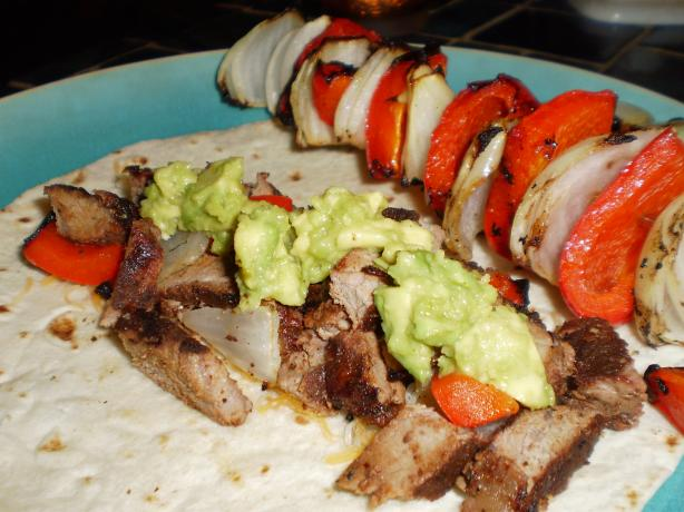 Carne Asada Rub. Photo by breezermom