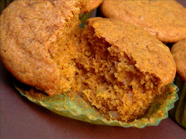 Pumpkin Ginger Muffins. Photo by GaylaJ