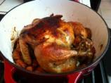 Julia Child&#39;s Roast Chicken