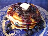 Syrup for Blueberry Pancakes