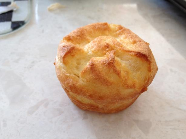 Gluten-Free Yorkshire Pudding. Photo by AlexEstwick