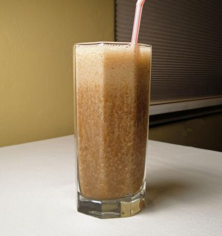 Frozen Coffee Smoothie. Photo by Debbwl