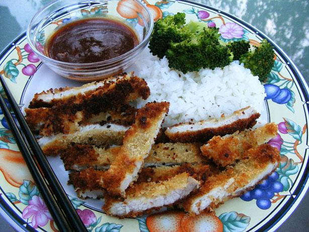 Japanese Pork Katsu. Photo by Lavender Lynn