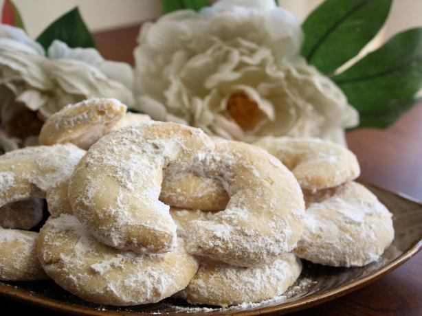 25 Best Almond Crescent Cookies Recipes