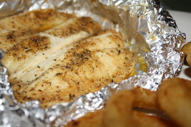 Tilapia on the Grill. Photo by Pink_Diamond