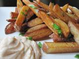 Hand-Cut Fries With Smoked Aioli (Gluten Free)