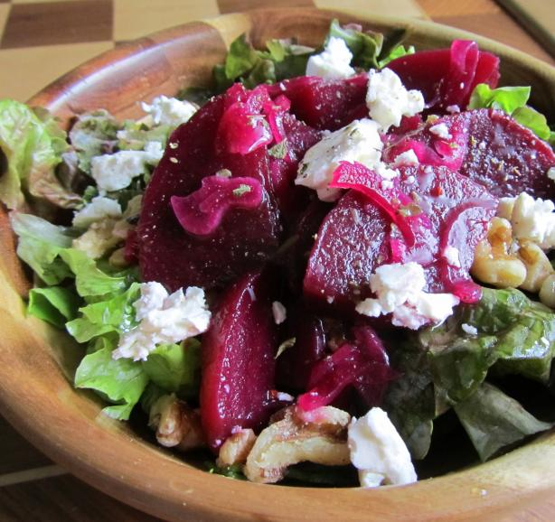 Greek Beet Salad. Photo by Rita~