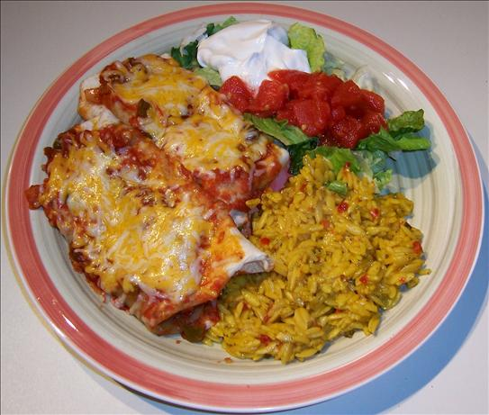 Beef Enchiladas. Photo by Soup Fly *