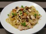 Nif&#39;s Chicken and Spaghetti With a Middle Eastern Twist