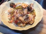 Crock Pot Cajun Chicken and Shrimp