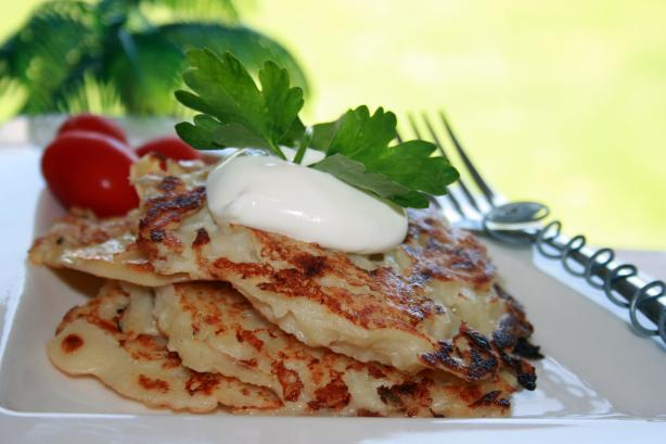 Swedish Potato Pancakes (Raggmunk). Photo by **Tinkerbell**