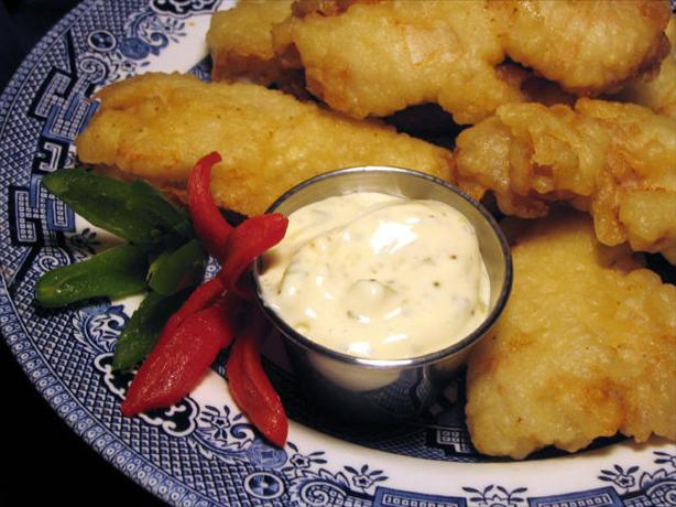 Long John Silver's Fish Batter. Photo by Susie D