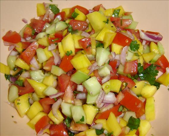 Mango Salsa. Photo by Chris from Kansas