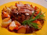 Savory Crock Pot Pot Roast