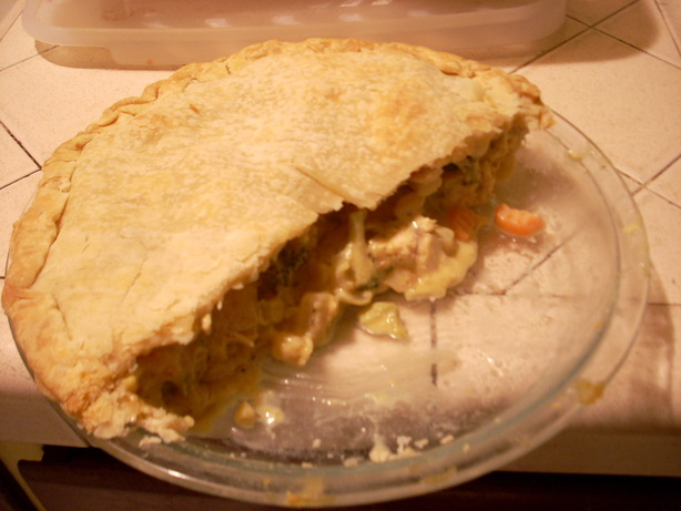 Chicken Pot Pie. Photo by Melvin&#39;sWifey