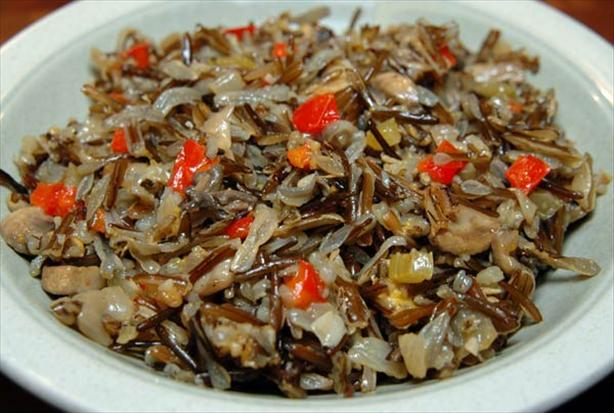 Wild Rice Casserole. Photo by Whipper