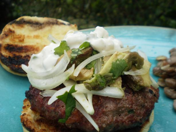 Jalapeno, Avocado and Bacon Burgers. Photo by breezermom